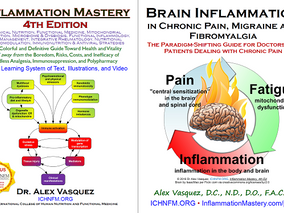 BRAIN INFLAMMATION BLOG #1: The New Paradigm* for the Treatment of Chronic Pain Disorders