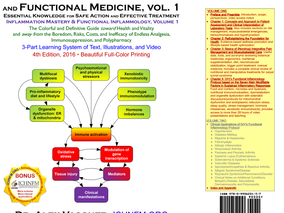Textbook of Clinical Nutrition and Functional Medicine, Vol. 1: Essential Knowledge for Safe Action