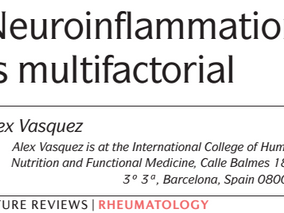 Neuroinflammation in fibromyalgia and CRPS is multifactorial, not idiopathic