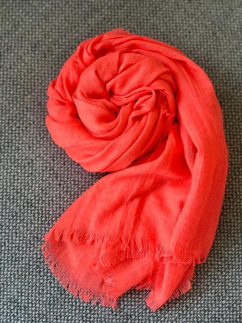 Sjaal fluo