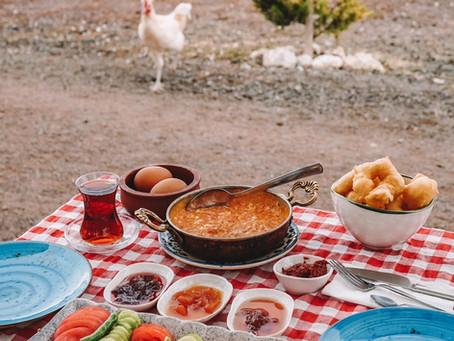 Sural Çiftliği'nde Çiftlik Kahvaltısı!