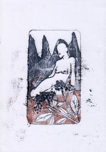 'Resting Figure'