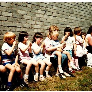 Sunday School 1986