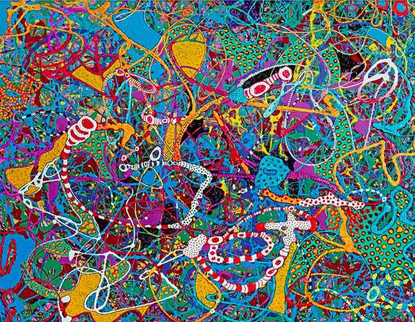 GRAFFITI NEBULA – £550