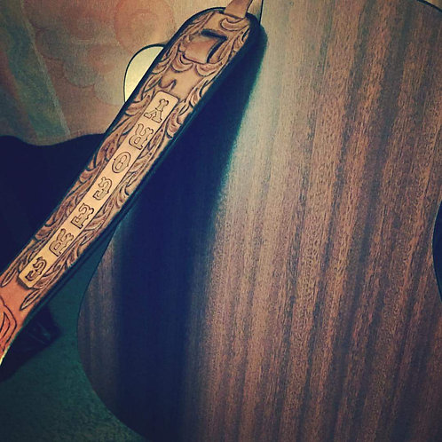 Custom Guitar strap