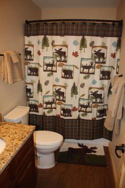 Lower Level Private Bath