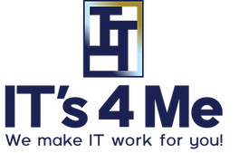 IT's 4 Me Logo New Blues and Gold.png