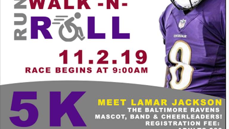 St John Baptist Church 5K Run, Walk and Roll Sponsorship