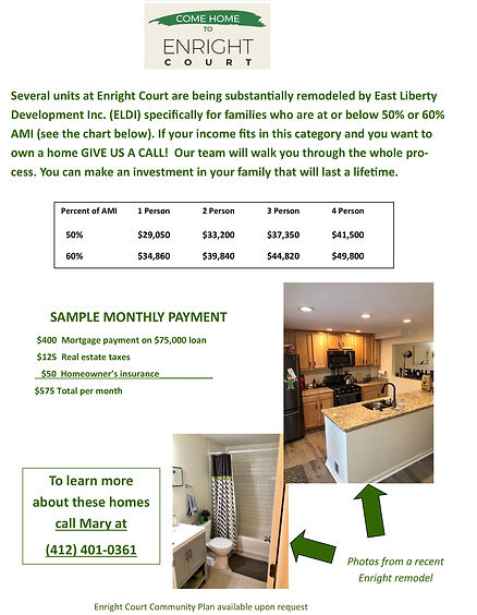 Enright Court Affordable Housing 2021-2.