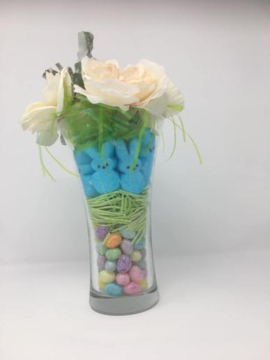 Jelly Bean Peeps Roses Vase.jpg