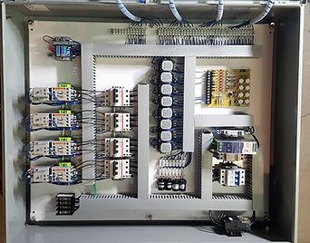 Interior viw of MCC
