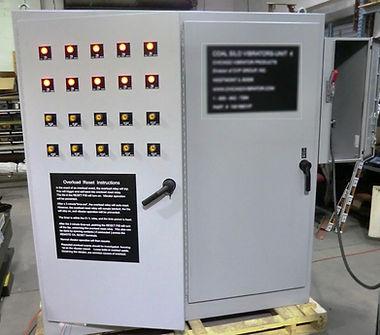 480 V MCC Custom Control Panel