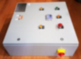 Custom 480 Volt NEMA 4 enclosed VFD