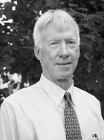 Mike Blauvelt Black and White Portrait