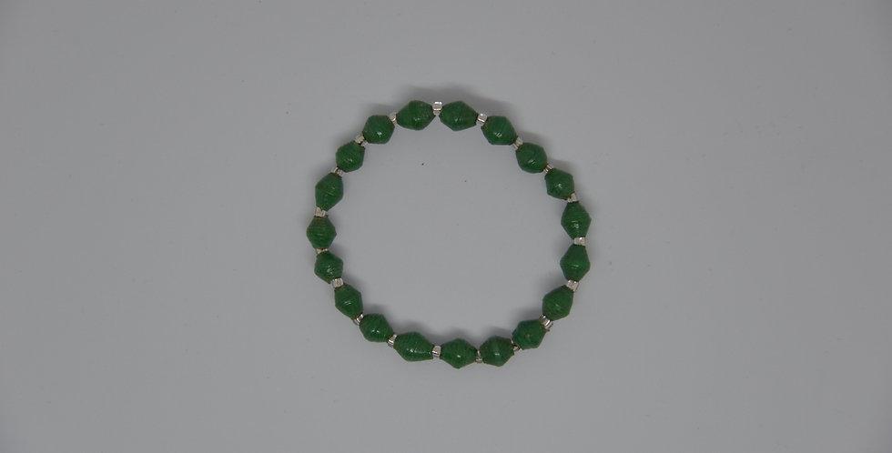 Bracelet ougandais - vert