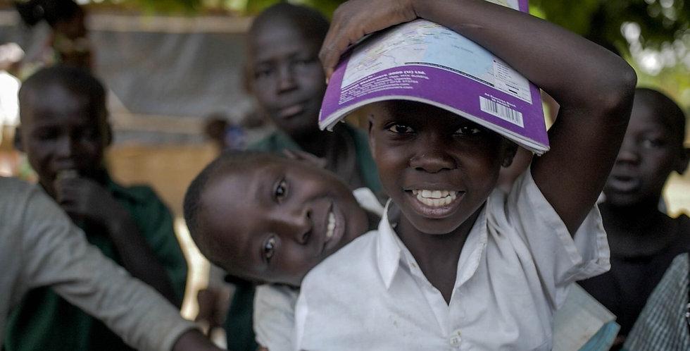 1 année de scolarité pour 1 enfant ougandais