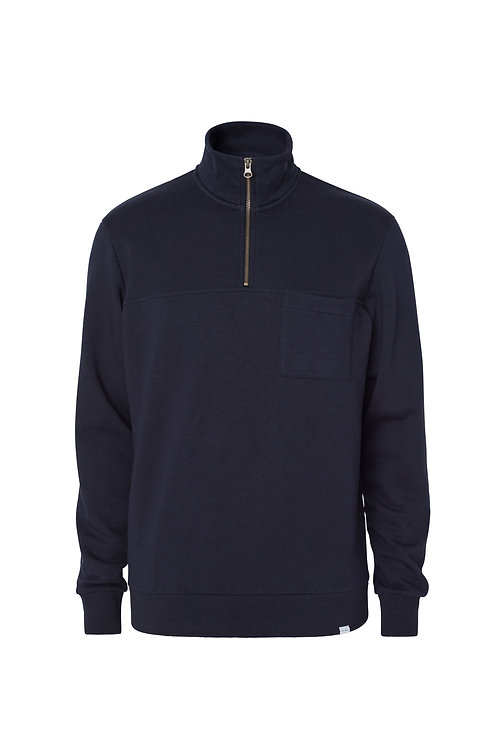 Half Zip Sweatshirt