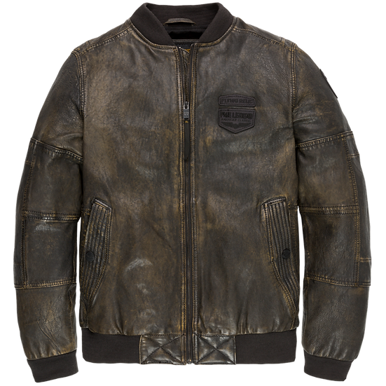 PME Legend Leather Jacket - Pullwing