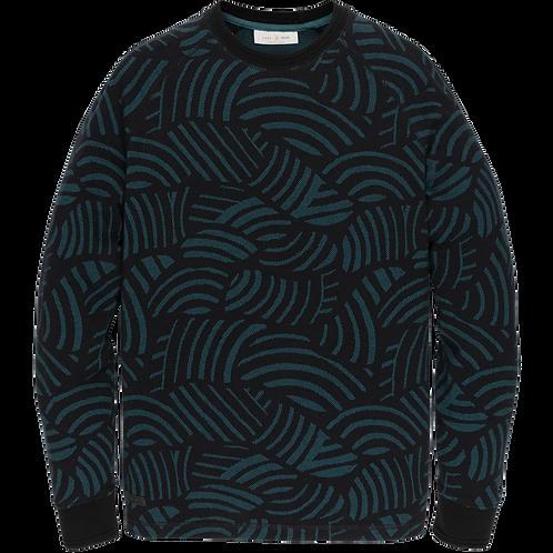 Tread Crew Neck Sweater