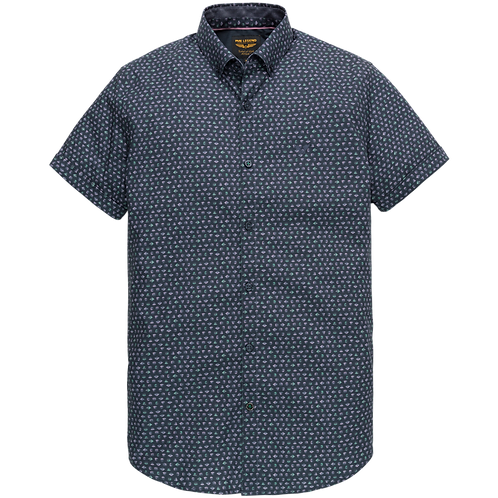 PME Legend Short Sleeve Shirt - Print