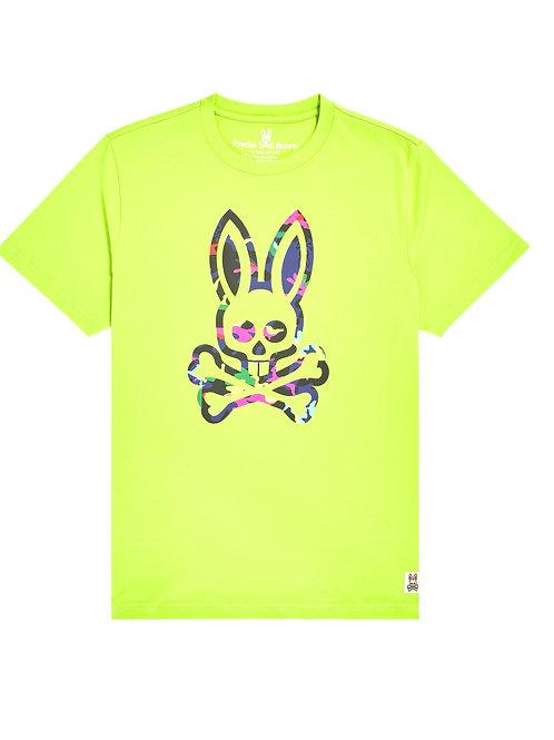 Psycho Bunny Large Logo T-shirt