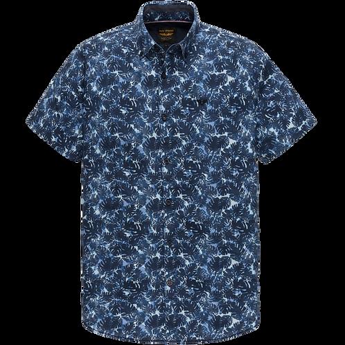 PME Legend Short Sleeve Shirt - Leaf