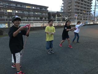 縄跳び競走🌀