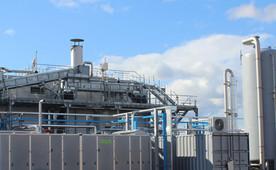 impianto per la produzione di biometano