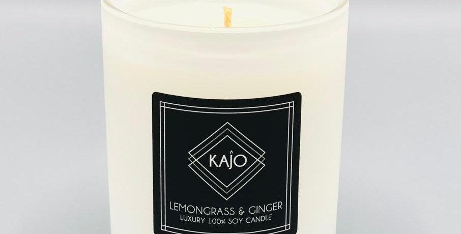 Lemongrass & Ginger - 30cl