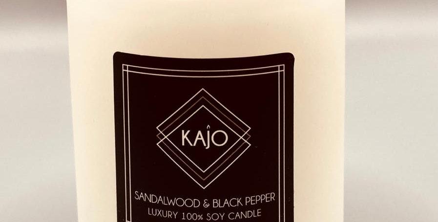 Sandalwood & Black Pepper - 30cl