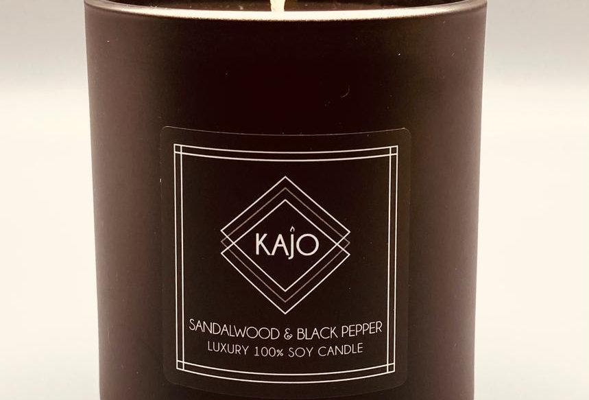 Sandalwood & Black Pepper - 20cl