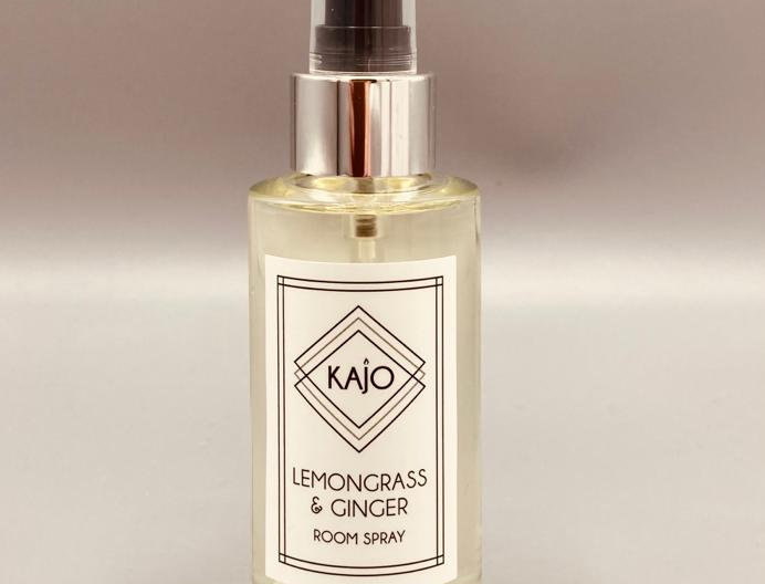 Lemongrass & Ginger Luxury Room Spray