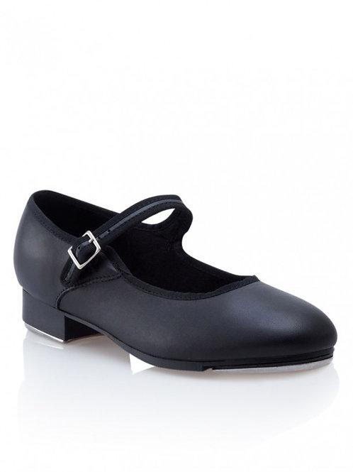 Black Mary Jane Tap Shoe (Adult)