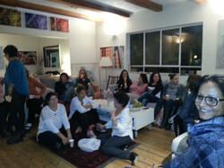 ערב נשים מרץ-2014 בחרב לאת