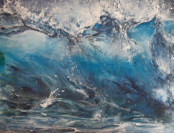 Sea Wall II SOLD