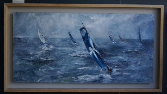 Volvo Yacht Race I