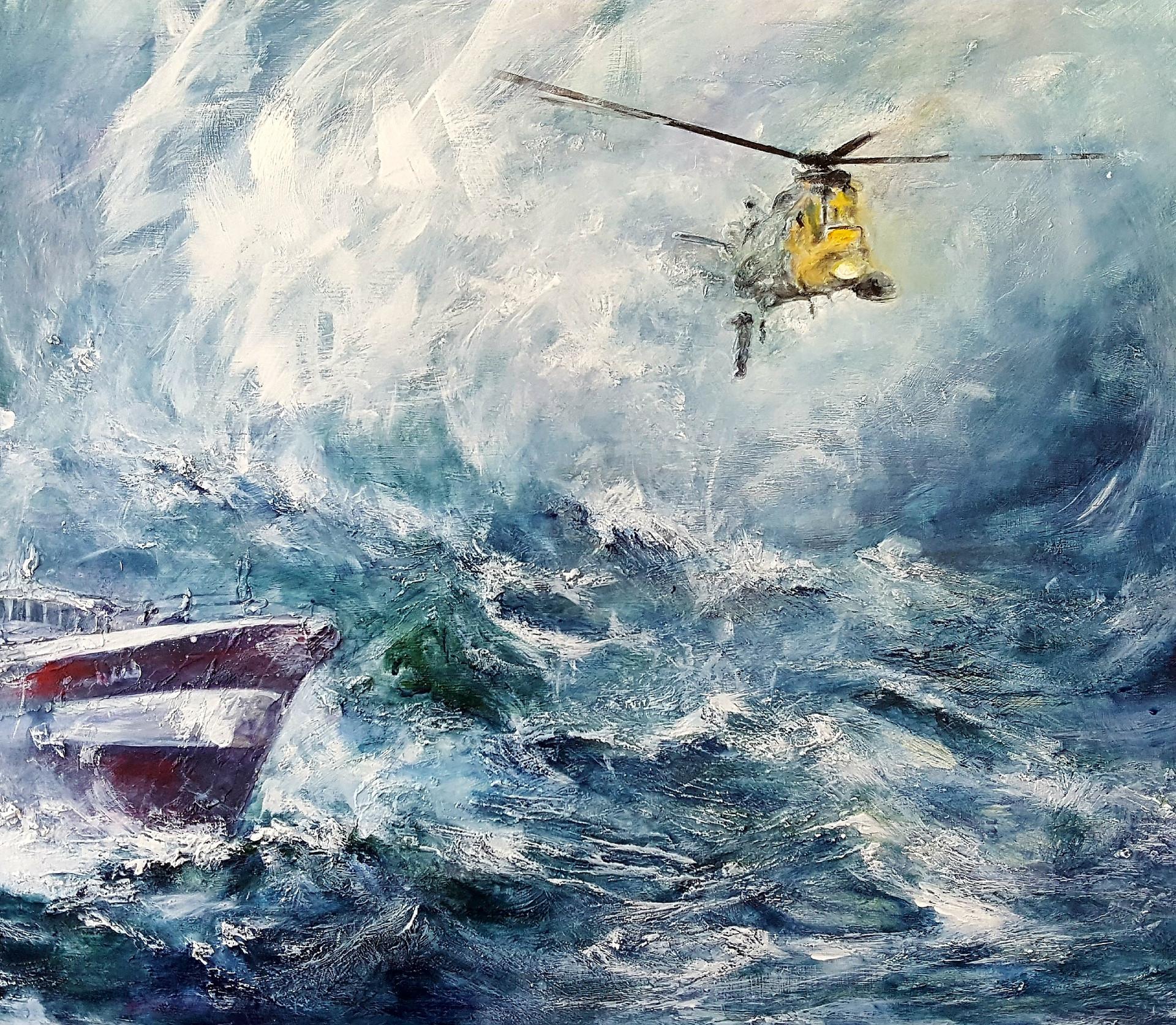 Squadron 22, Sea Rescue