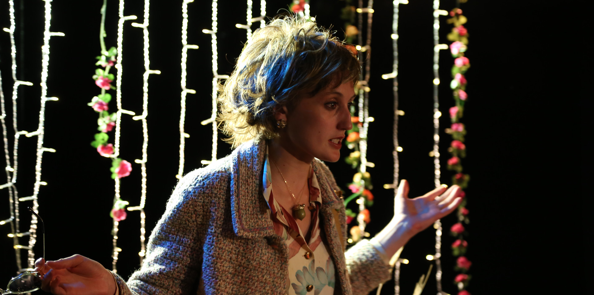 Demeter in Sing Goddess