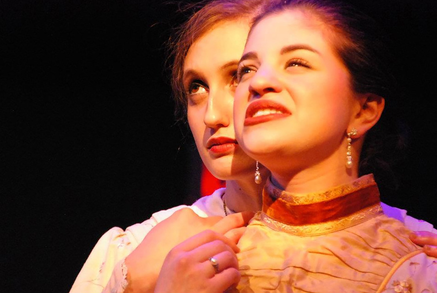 Varya in The Cherry Orchard