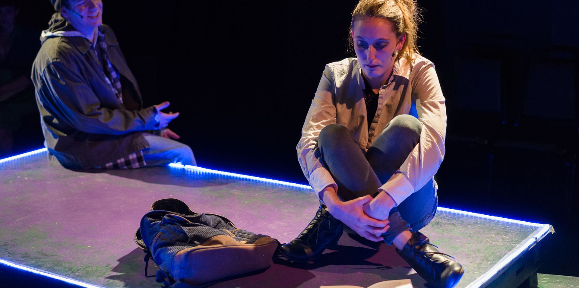 Natalie in Next To Normal