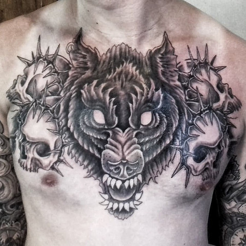 Tattoo by Cai @cai_one_tattoo