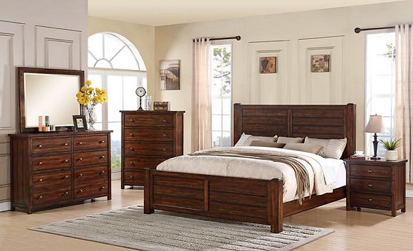 671 Bedroom Set - King