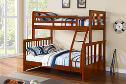 B-122 Bunk Bed - Single/Double