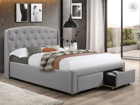 IF-5290 Bed - King
