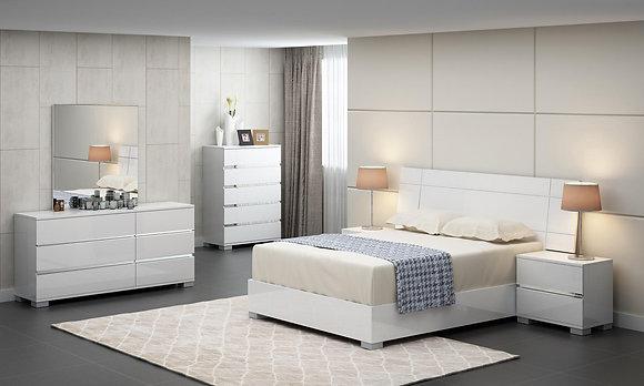 321 Bedroom Set - King