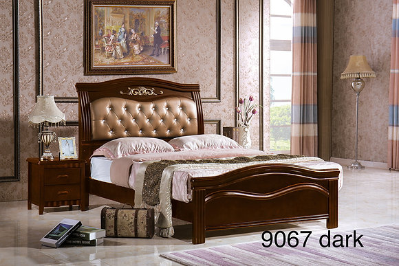 9067 Bed - King