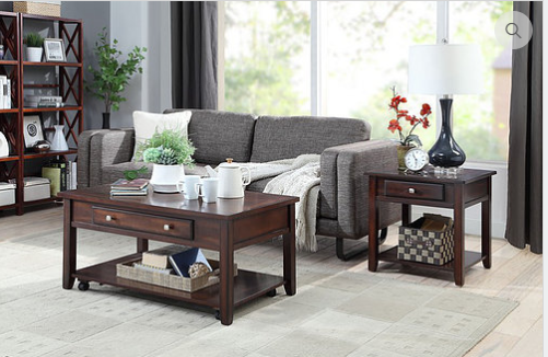 IF-2020 3pc Coffee Table Set