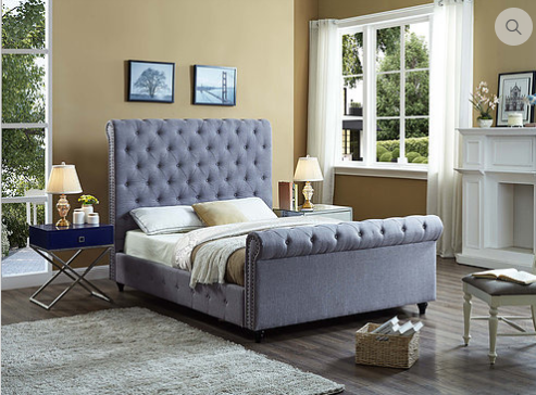 IF-5755 Bed - King