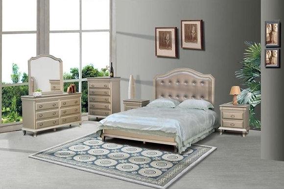 341 Bed - Queen