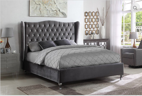 IF-5520 Bed - King